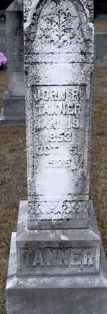 TANNER, JOHN R - Claiborne County, Louisiana | JOHN R TANNER - Louisiana Gravestone Photos