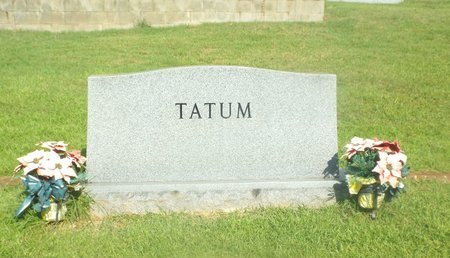 TATUM FAMILY MARKER,  - Claiborne County, Louisiana |  TATUM FAMILY MARKER - Louisiana Gravestone Photos