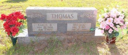 KIGHT THOMAS, IDA LOU - Claiborne County, Louisiana   IDA LOU KIGHT THOMAS - Louisiana Gravestone Photos