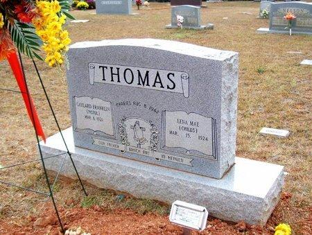 THOMAS, GAYLARD FRANKLIN - Claiborne County, Louisiana   GAYLARD FRANKLIN THOMAS - Louisiana Gravestone Photos
