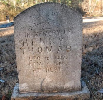 THOMAS, HENRY - Claiborne County, Louisiana | HENRY THOMAS - Louisiana Gravestone Photos