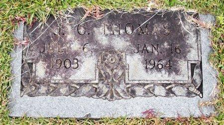 THOMAS, J C - Claiborne County, Louisiana   J C THOMAS - Louisiana Gravestone Photos