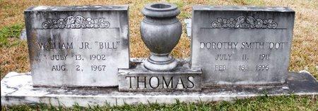 THOMAS, WILLIAM,JR - Claiborne County, Louisiana | WILLIAM,JR THOMAS - Louisiana Gravestone Photos