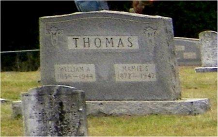 THOMAS, MAMIE S - Claiborne County, Louisiana   MAMIE S THOMAS - Louisiana Gravestone Photos