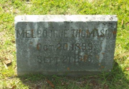 THOMASON, MELBOURNE - Claiborne County, Louisiana | MELBOURNE THOMASON - Louisiana Gravestone Photos
