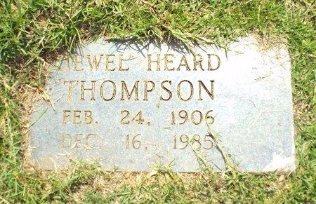 THOMPSON, JEWEL - Claiborne County, Louisiana   JEWEL THOMPSON - Louisiana Gravestone Photos