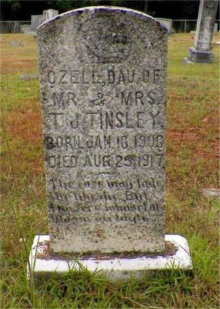 TINSLEY, OZELL - Claiborne County, Louisiana | OZELL TINSLEY - Louisiana Gravestone Photos