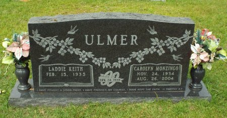 ULMER, CAROLYN - Claiborne County, Louisiana | CAROLYN ULMER - Louisiana Gravestone Photos