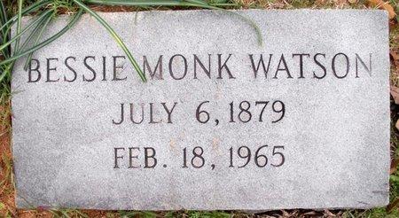 WATSON, BESSIE - Claiborne County, Louisiana | BESSIE WATSON - Louisiana Gravestone Photos