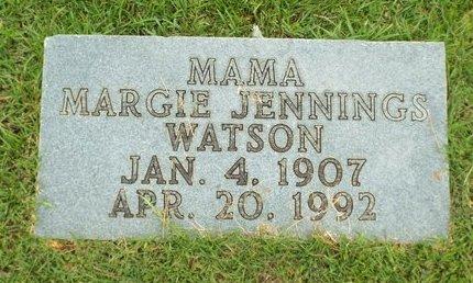 WATSON, MARGIE - Claiborne County, Louisiana | MARGIE WATSON - Louisiana Gravestone Photos