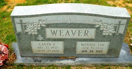 WEAVER, WINNIE FAY - Claiborne County, Louisiana | WINNIE FAY WEAVER - Louisiana Gravestone Photos