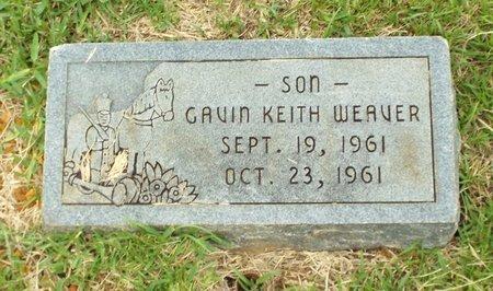 WEAVER, GAVIN KEITH - Claiborne County, Louisiana   GAVIN KEITH WEAVER - Louisiana Gravestone Photos