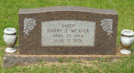WEAVER, HARRY T - Claiborne County, Louisiana | HARRY T WEAVER - Louisiana Gravestone Photos
