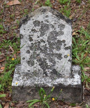 WEAVER, INFANT - Claiborne County, Louisiana | INFANT WEAVER - Louisiana Gravestone Photos