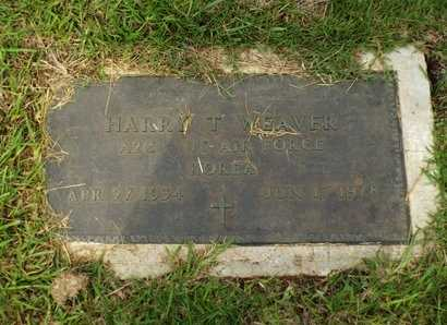WEAVER, HARRY T  (VETERAN KOR) - Claiborne County, Louisiana | HARRY T  (VETERAN KOR) WEAVER - Louisiana Gravestone Photos