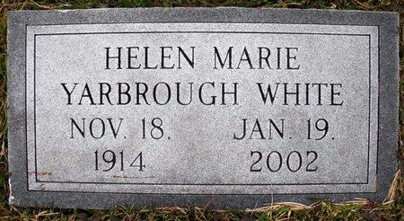 WHITE, HELEN MARIE - Claiborne County, Louisiana | HELEN MARIE WHITE - Louisiana Gravestone Photos