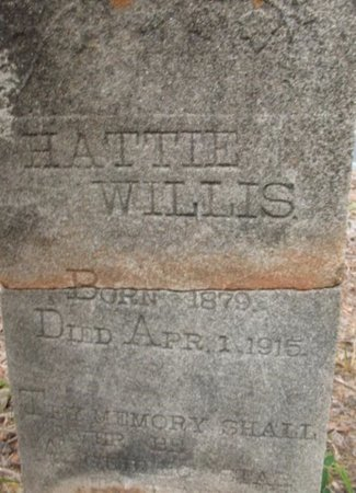 WILLIAMS, HATTIE - Claiborne County, Louisiana | HATTIE WILLIAMS - Louisiana Gravestone Photos