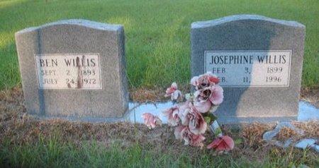 WILLIS, JOSEPHINE - Claiborne County, Louisiana | JOSEPHINE WILLIS - Louisiana Gravestone Photos