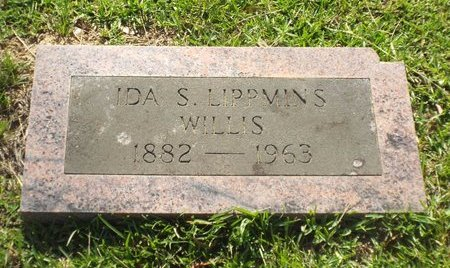 WILLIS, IDA - Claiborne County, Louisiana | IDA WILLIS - Louisiana Gravestone Photos