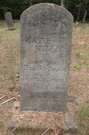 WILLIS, KATIE - Claiborne County, Louisiana | KATIE WILLIS - Louisiana Gravestone Photos
