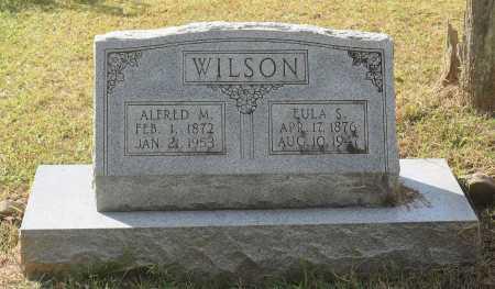 WILSON, ALFRED M - Claiborne County, Louisiana | ALFRED M WILSON - Louisiana Gravestone Photos
