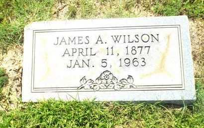 WILSON, JAMES A - Claiborne County, Louisiana | JAMES A WILSON - Louisiana Gravestone Photos