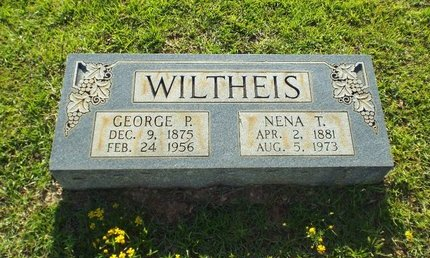 THOMAS WILTHEIS, NENA - Claiborne County, Louisiana | NENA THOMAS WILTHEIS - Louisiana Gravestone Photos