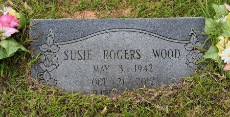 WOOD, SUSIE - Claiborne County, Louisiana | SUSIE WOOD - Louisiana Gravestone Photos