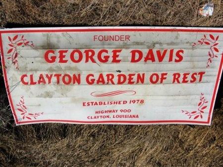 * SIGN & GPS,  - Concordia County, Louisiana |  * SIGN & GPS - Louisiana Gravestone Photos