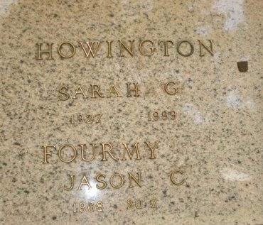 FOUMY, JASON CARROLL - Concordia County, Louisiana | JASON CARROLL FOUMY - Louisiana Gravestone Photos