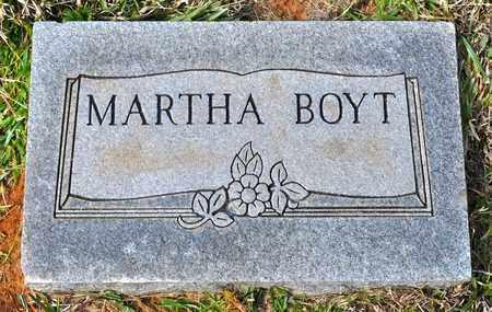 NORRIS BOYT, MARTHA - De Soto County, Louisiana   MARTHA NORRIS BOYT - Louisiana Gravestone Photos