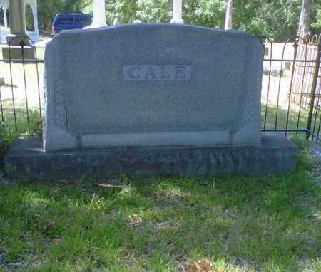CALE, FAMILY STONE - De Soto County, Louisiana | FAMILY STONE CALE - Louisiana Gravestone Photos