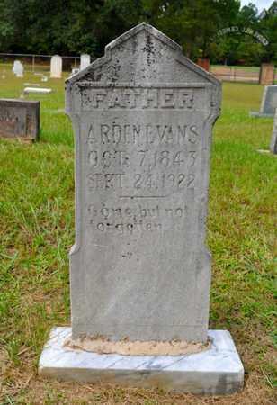 EVANS, ARDENS - De Soto County, Louisiana   ARDENS EVANS - Louisiana Gravestone Photos