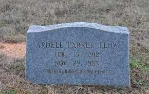 PARKER FLOW, ARDELL - De Soto County, Louisiana | ARDELL PARKER FLOW - Louisiana Gravestone Photos