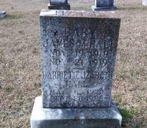 HALL, JAMES M - De Soto County, Louisiana | JAMES M HALL - Louisiana Gravestone Photos