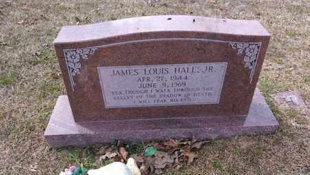 HALL, JAMES LOUIS, JR - De Soto County, Louisiana | JAMES LOUIS, JR HALL - Louisiana Gravestone Photos