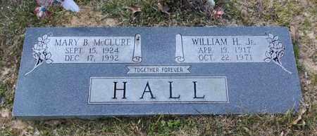 HALL, MARY B - De Soto County, Louisiana   MARY B HALL - Louisiana Gravestone Photos
