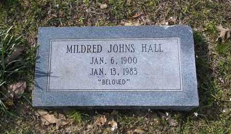 HALL, MILDRED - De Soto County, Louisiana   MILDRED HALL - Louisiana Gravestone Photos