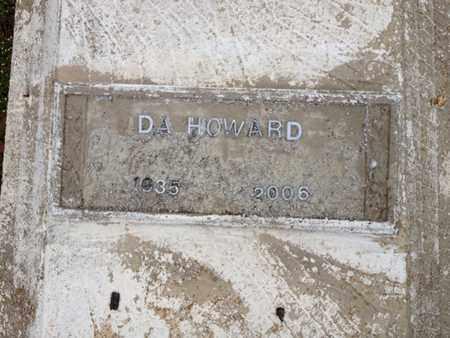 HOWARD, IDA - De Soto County, Louisiana   IDA HOWARD - Louisiana Gravestone Photos