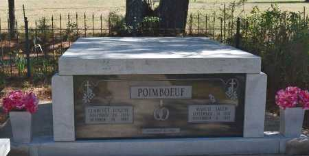 POIMBOEUF, MARGIE - De Soto County, Louisiana | MARGIE POIMBOEUF - Louisiana Gravestone Photos