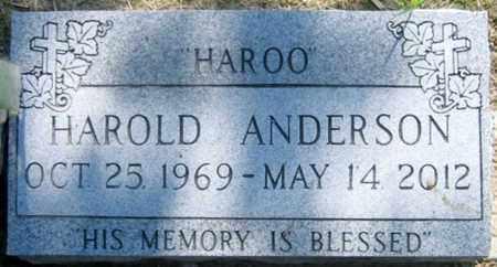 "ANDERSON, HAROLD  ""HAROO"" - East Baton Rouge County, Louisiana | HAROLD  ""HAROO"" ANDERSON - Louisiana Gravestone Photos"
