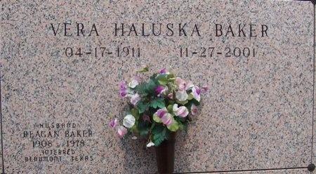 BAKER, VERA - East Baton Rouge County, Louisiana   VERA BAKER - Louisiana Gravestone Photos