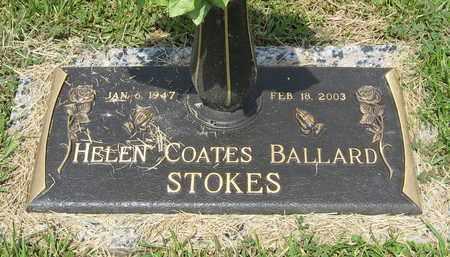 BALLARD, HELEN - East Baton Rouge County, Louisiana | HELEN BALLARD - Louisiana Gravestone Photos