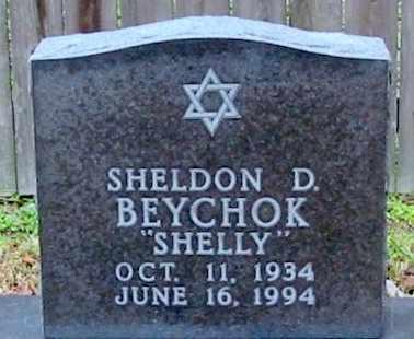 "BEYCHOK, SHELCON D ""SHELLY"" - East Baton Rouge County, Louisiana | SHELCON D ""SHELLY"" BEYCHOK - Louisiana Gravestone Photos"