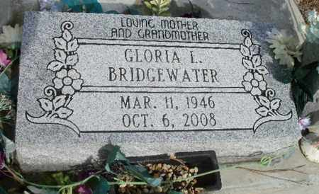 BRIDGEWATER, GLORIA L - East Baton Rouge County, Louisiana | GLORIA L BRIDGEWATER - Louisiana Gravestone Photos