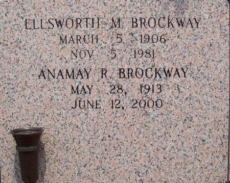 BROCKWAY, ELLSWORTH M - East Baton Rouge County, Louisiana | ELLSWORTH M BROCKWAY - Louisiana Gravestone Photos