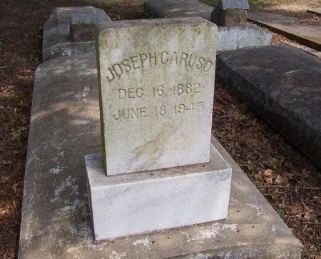 CARUSO, JOSEPH - East Baton Rouge County, Louisiana   JOSEPH CARUSO - Louisiana Gravestone Photos