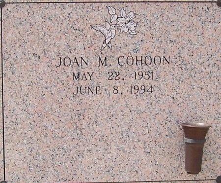 COHOON, JOAN M - East Baton Rouge County, Louisiana | JOAN M COHOON - Louisiana Gravestone Photos