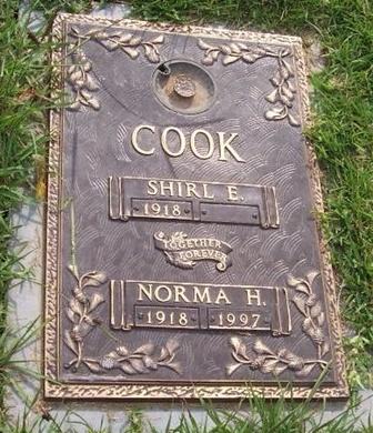 COOK, NORMA H - East Baton Rouge County, Louisiana | NORMA H COOK - Louisiana Gravestone Photos