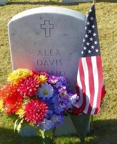 DAVIS, ALEX, SR (VETERAN WWII) - East Baton Rouge County, Louisiana | ALEX, SR (VETERAN WWII) DAVIS - Louisiana Gravestone Photos